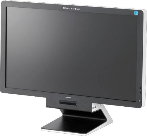 Тонкие и доступные клиенты Oracle со встроенным дисплеем