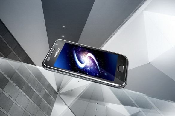Samsung обновила Galaxy S до Android 2.2