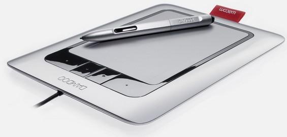 Bamboo Special Edition: стильный интерактивный планшет