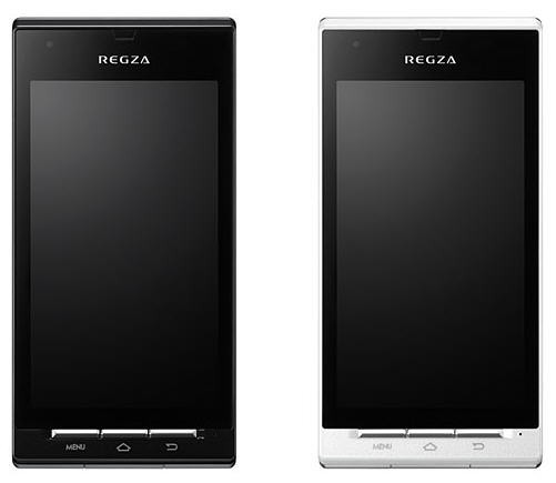 Regza IS04: Android смартфон с 12 Мп камерой от Toshiba