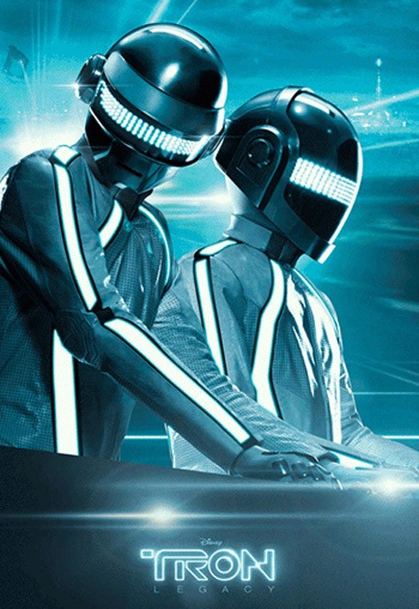 Daft Punk и Phoenix выступили вместе