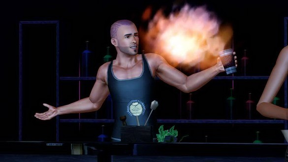 «The Sims 3 В сумерках» уже в продаже