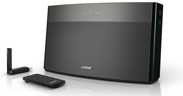SoundLink: беспроводная акустика от Bose