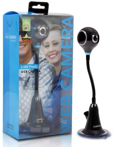 CNR-WCAM213: необычная веб-камера от Canyon