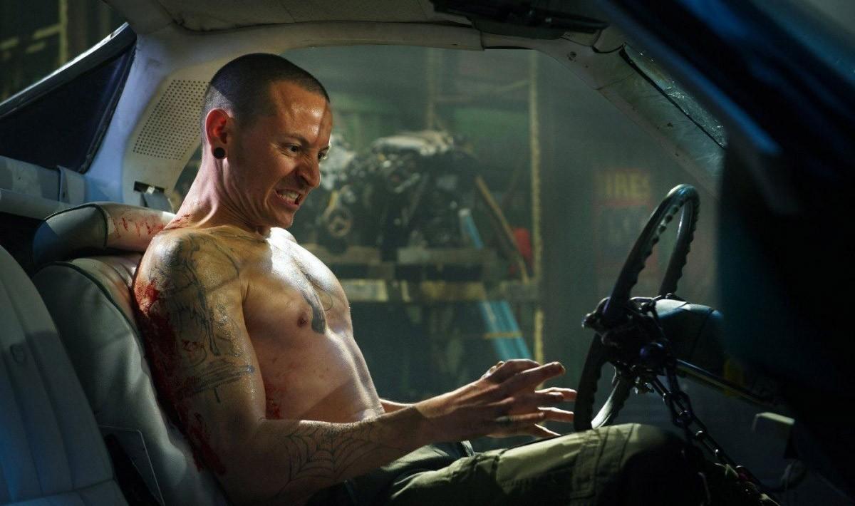 Вокалист Linkin Park рассказал о своей роли в «Saw 3D»