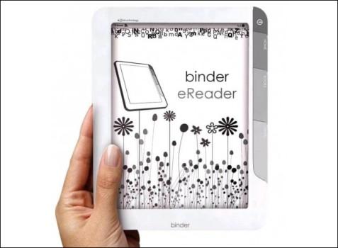 Binder: ридер с 3G и Wi-Fi от Sagem (ФОТО)