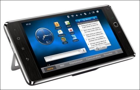"T-Touch Tab: 7"" Android-планшет с функцией смартфона (ФОТО)"