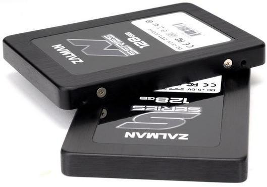 Zalman выпустит собственную серию подходящих SSD до 512 Гигабайт