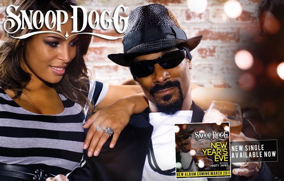 Snoop Dogg выпустит свежий студийник в начале марта 2011 года