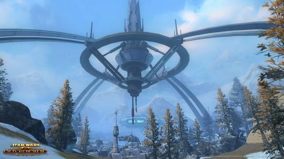 Star Wars: The Old Republic: свежий мир MMO в 2011-м