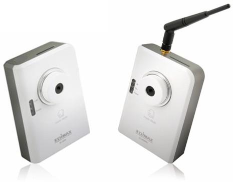 IC-3030: новая IP-камера с обратной связью от Edimax