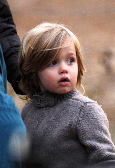 Шайло Джоли-Питт пожелала в роли игрушки мертвую птицу