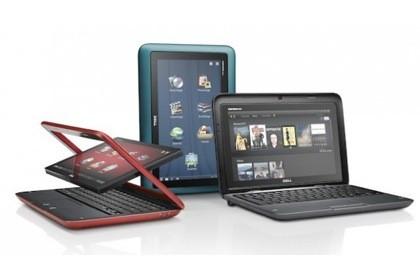 Dell Inspiron Duo выйдет на рынок с 23 декабря (ФОТО)