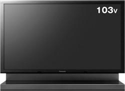 "TH-P103MT2: 103"" 3D плазменный ТВ от Sony"