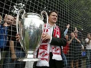 Аленичев: отечественный клуб может выиграть Лигу чемпионов