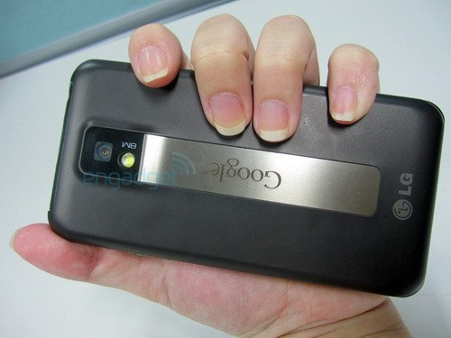 «ЭлДжи» делает 2-ядерный суперфон Star (ФОТО)