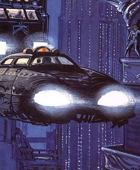 Мастерская Disney пускает в изготовление экшен «Hovercar 3D»