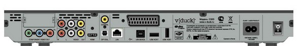 C320: создающий HDD-DVD плеер c Full HD от v[duck]