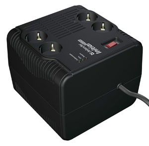 AVR Initial 2000: авторегулятор усилия и сетевого фильтр