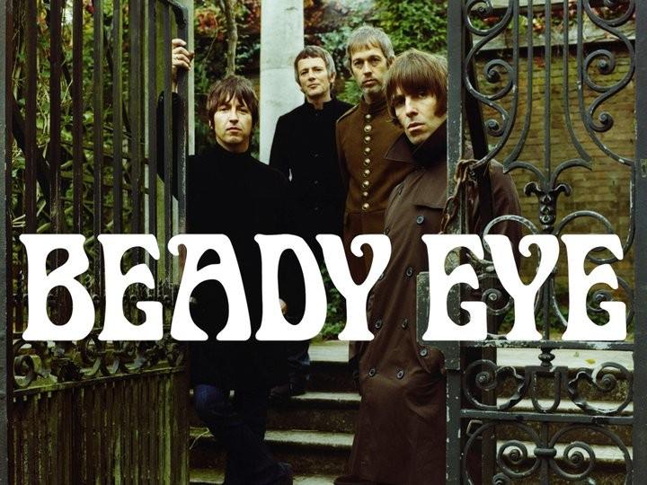 Liam Gallagher и Beady Eye открыли компоненты первого турне