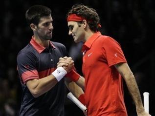 Конец без интриги: Надаль vs Федерер (ФОТО)