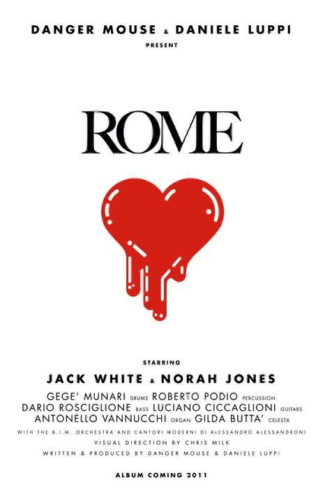 Danger Mouse и Jack White объявили треклист нового альбома