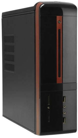 KS107/ RS107: каркаса Micro ATX и Мини ITX для дома и кабинета