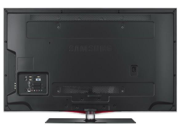 «Самсунг» обновила линейку элегантных Full HD ЖК-телевизоров