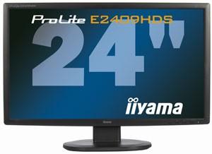 ProLite E2409HDS: Full HD дисплей от iiyama уже продается
