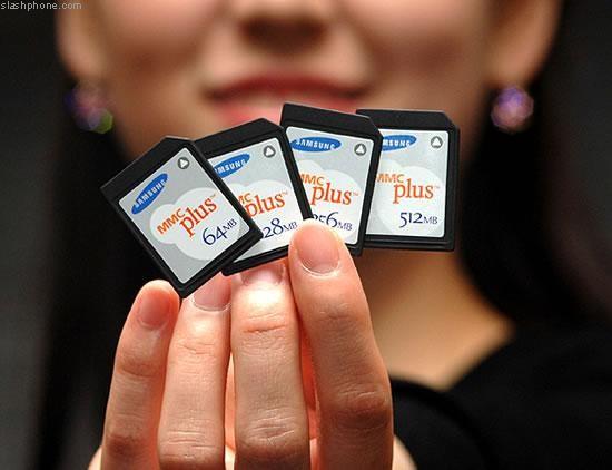 Флеш-карты разметают до 500 килобайт за секунду