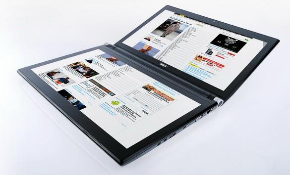 Acer ICONIA в реализации  в самом начале 2011 года