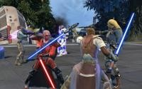 Грядет испытание MMORPG Star Wars: The Old Republic