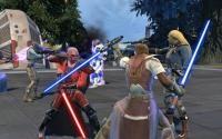 Грядет испытание MMORPG Star Wars: The Old Republic