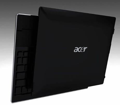 """Acer продемонстрировала планшетник с 10"""" дисплеем на ОС Виндоус 7 (ФОТО"""