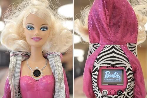 Куколка Барби может служить инструментом для съемки детского порно