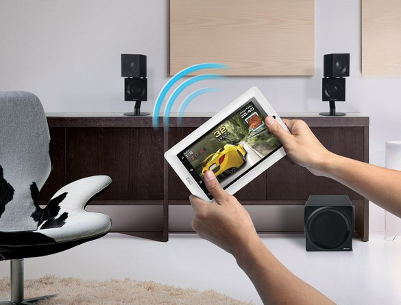 Pure Wireless Entertainment: все что необходимо для развлечений