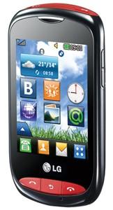 Свежий тачфон «ЭлДжи» T310i с Wifi представлен в РФ