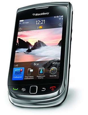 BlackBerry Torch: первый телефон на ОС BlackBerry 6 за $960