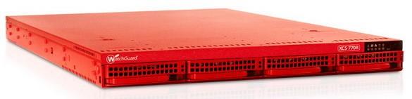 WatchGuard XCS 770R: качественная оборона коллективной почты