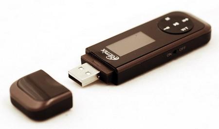 Ritmix RF-3500: MP3-флешка на 20 часов постоянной работы