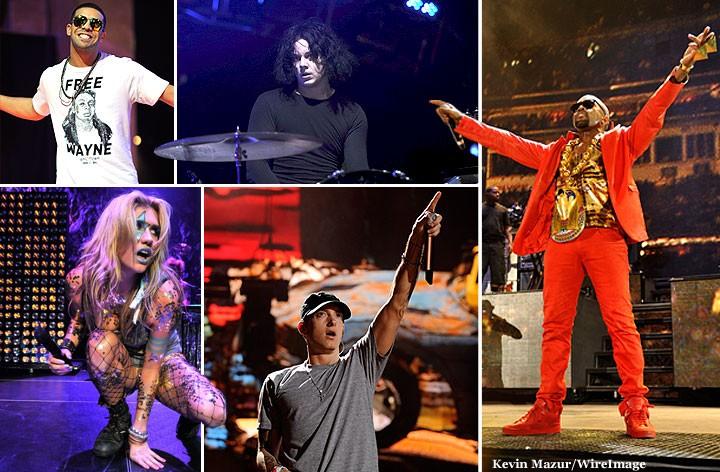 Самые лучшие песни и альбомы 2010 года по словам Rolling Stone