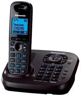 KX-TG6551RU/TG6561RU: DECT телефонные аппараты с парным комплектом