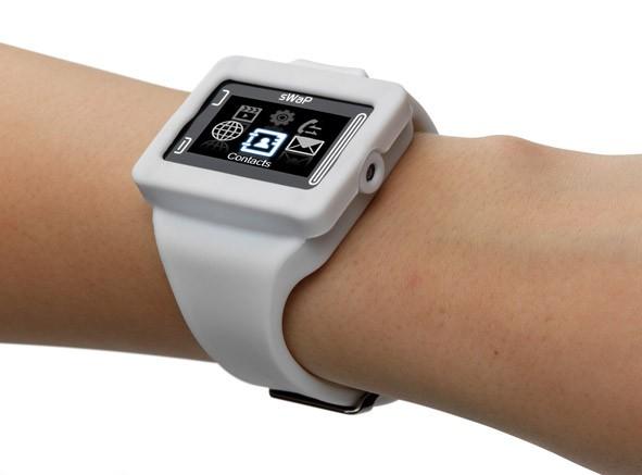 SWAP Rebel: часы-телефон с ридером и радио (ВИДЕО)