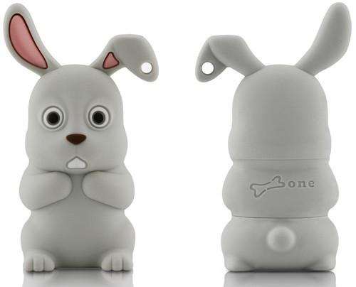 Bone Rabbit: кролик-флешка оставит данные ежегодно Зайчика