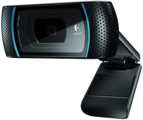 HD Pro Webcam C910: веб-камера совместная с Mac