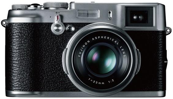 FinePix X100: свежие детали новой камеры от Fujifilm