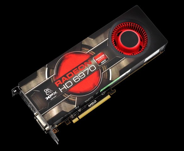 AMD Radeon HD 6970: взгляни на игру в другом измерении