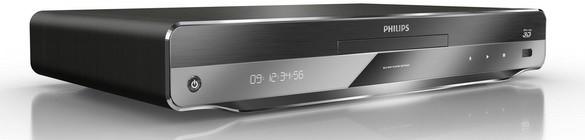 BDP9600: Blu-ray видеоплеер с 3D и натуральным звуком от Philips