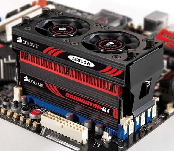 Dominator ДжиТи: DDR3 DIMM с частотой 2133 МГц