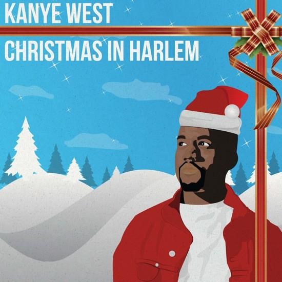 Kanye West произвел новогодний трек